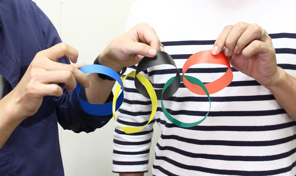 オリンピック誘致に成功したアノ法則を採用!