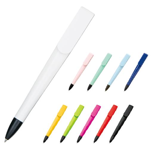 名入れ映えするボールペン (黒1色)の画像 1