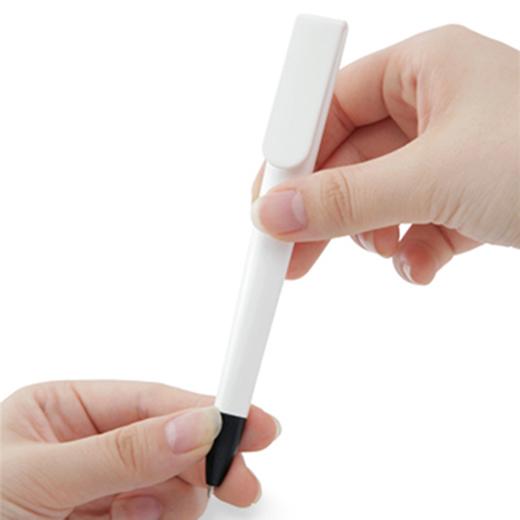名入れ映えするボールペン (黒1色)の画像 2