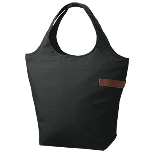 コンパクトになる 保冷お買い物バッグの画像 1