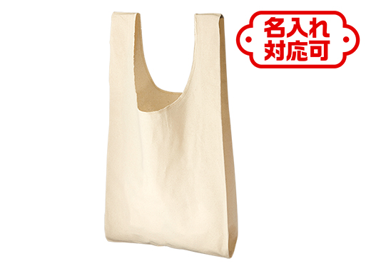 厚手コットンお買い物バッグ