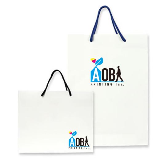 オリジナル 紙袋(A4)(B4)の画像 1